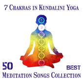 7 Chakras In Kundalini Yoga: 50 Best Meditation Songs Collection – Buddha's True Blissful Nature, New Age and Tibetan Singing Bowls