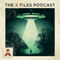 Podcast cover art for The X-Files Podcast