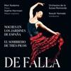 De Falla: Noches en los Jardines de España & El Sombrero de Tres Picos ジャケット写真