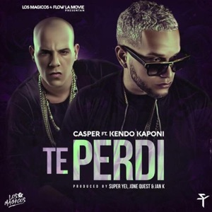 Te Perdí (feat. Kendo Kaponi) - Single Mp3 Download