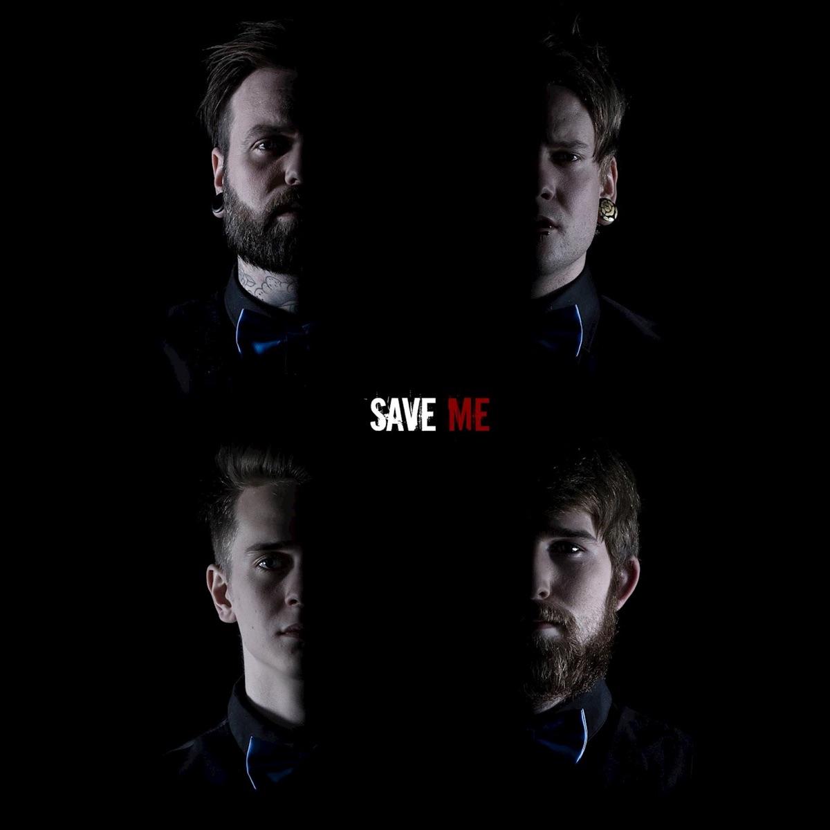 Save Me feat Annika Hajgato - Single Writing the Future CD cover