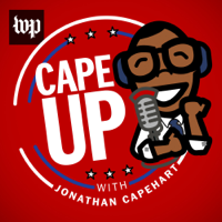 Podcast cover art for Cape Up with Jonathan Capehart
