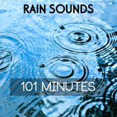 101 Minutes Rain Sounds - Peaceful Natural Sound to Sleep Through the Night