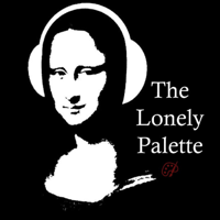 Podcast cover art for The Lonely Palette