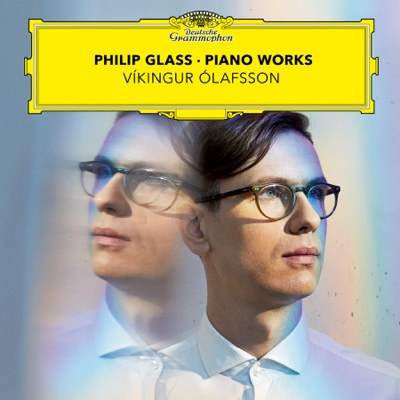 Philip Glass: Piano Works - Vikingur Olafsson album