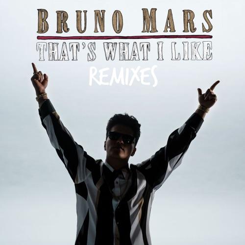 Bruno Mars - That's What I Like (Remix) [feat. Gucci Mane] - Single