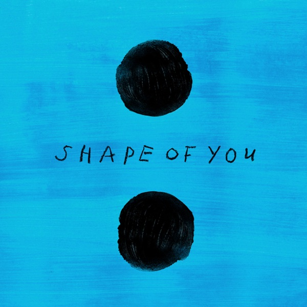 Cover art for Shape Of You