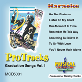 One Moment In Time (Originally Performed by Whitney Houston) [Instrumental]