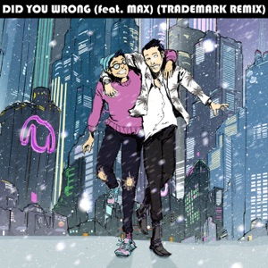 Did You Wrong (feat. MAX) [Trademark Remix] - Single Mp3 Download