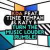 Turn the Music Louder (Rumble) [feat. Tinie Tempah & Katy B] [Radio Edit] - Single ジャケット写真