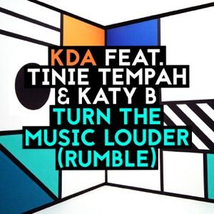 Turn the Music Louder (Rumble) [feat. Tinie Tempah & Katy B] [Radio Edit] - Single Mp3 Download