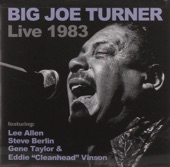 Big Wernon & Joe Turner - Around The Clock Blues