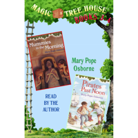 Magic Tree House, Books 3-4 (Unabridged)