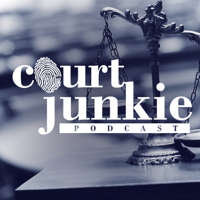 Podcast cover art for Court Junkie