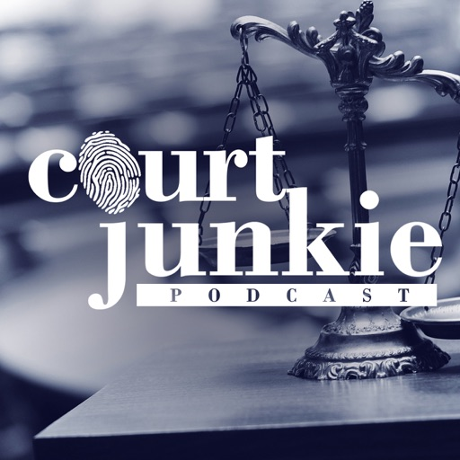 Cover image of Court Junkie