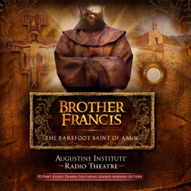 Brother Francis: The Barefoot Saint of Assisi audiobook