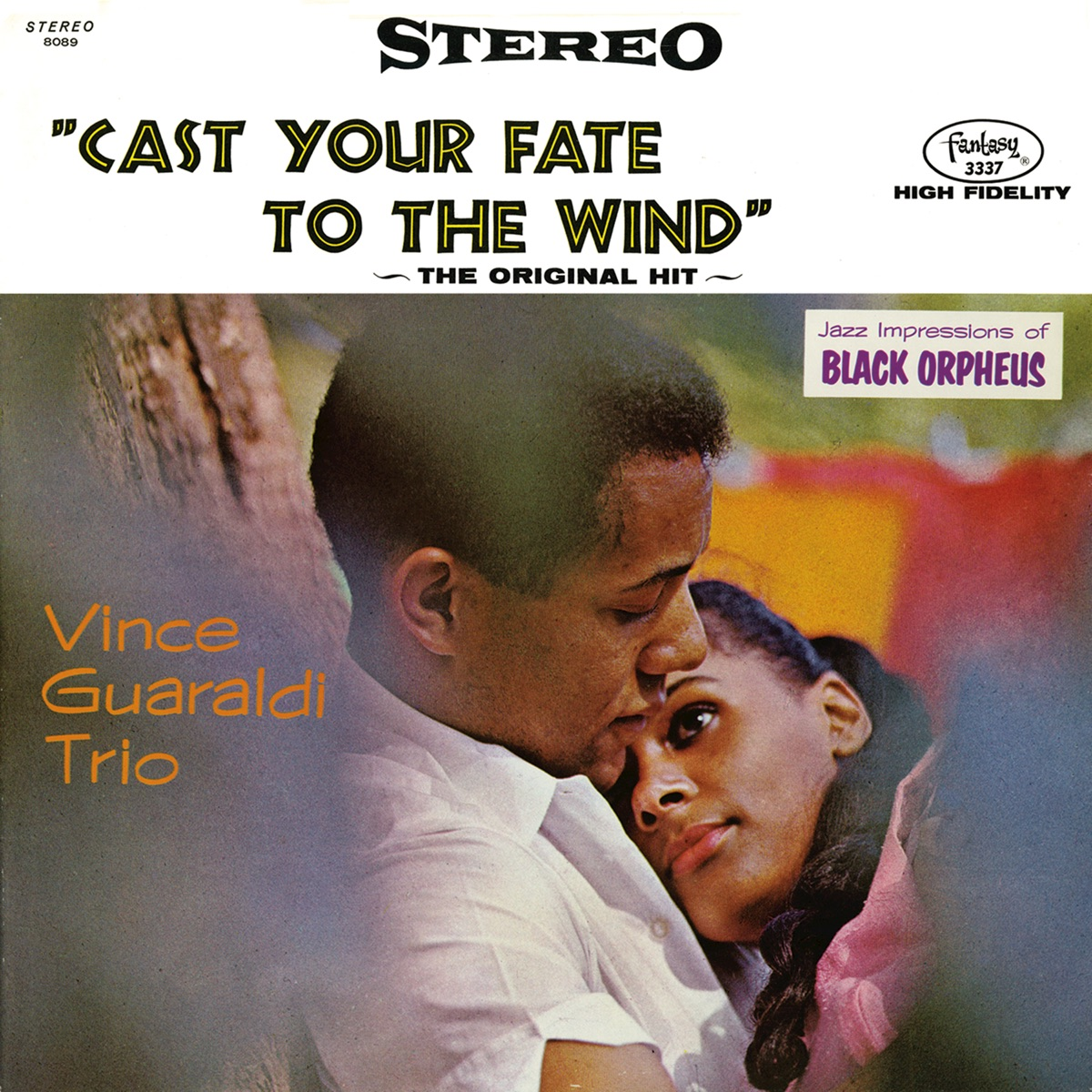Jazz Impressions of Black Orpheus Limited Edition Vince Guaraldi Trio CD cover