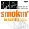 Smokin' In Seattle: Live at the Penthouse ジャケット写真