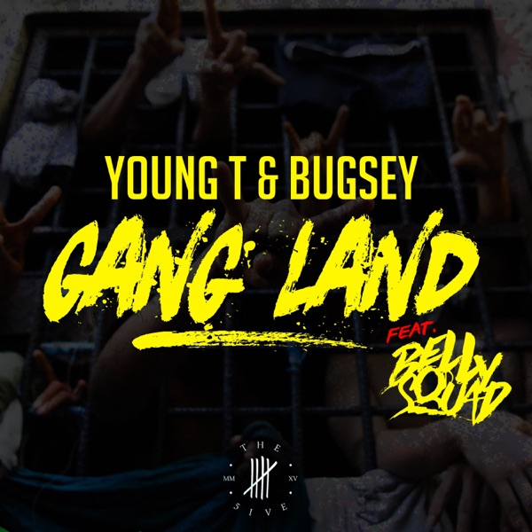 Gangland - Single (feat. Belly Squad) - Single