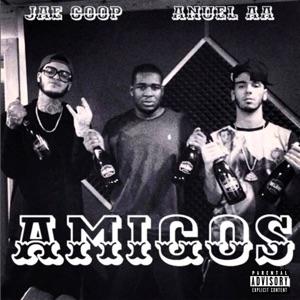 Anuel AA - Amigos feat. Jae Coop