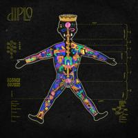 Diplo - Higher Ground - EP artwork