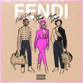 Fendi (feat. Nicki Minaj & Murda Beatz) artwork