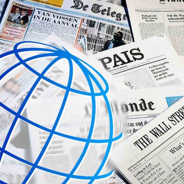 Rassegna stampa estera