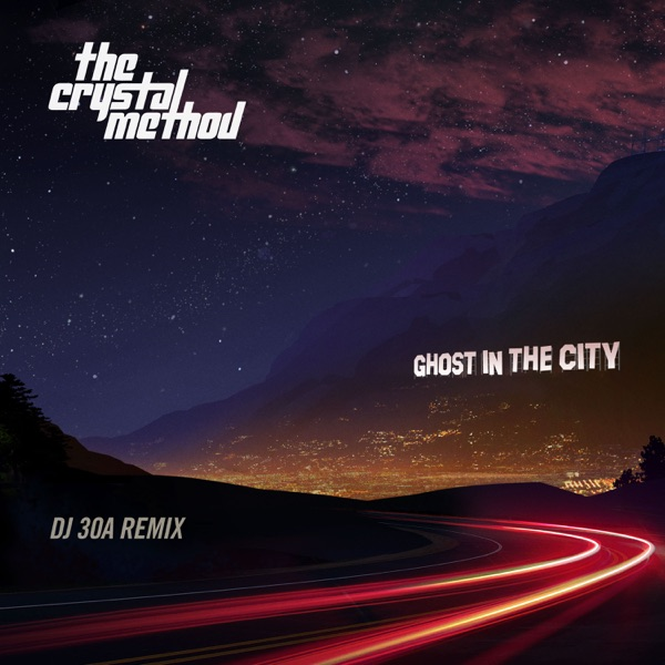 Ghost In the City (feat. Le Castle Vania & Amy Kirkpatrick) [DJ30A Remix] - Single