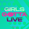 FAKY - GIRLS GOTTA LIVE artwork