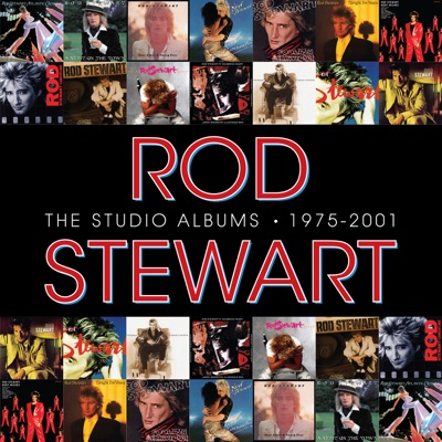 The Studio Albums 1975 - 2001 - Rod Stewart