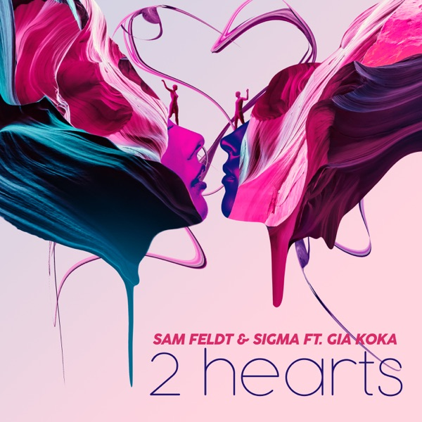 Cover art for 2 Hearts