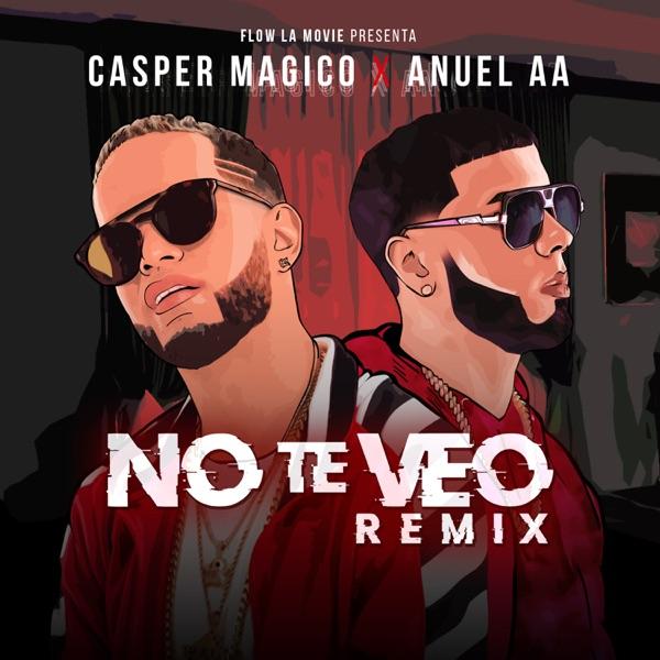 No Te Veo (Remix) - Single