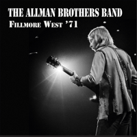 The Allman Brothers Band - Fillmore West '71 artwork