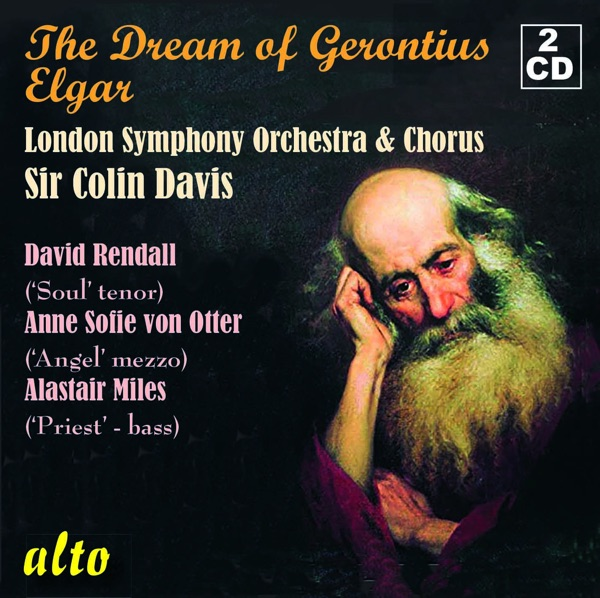 Elgar: The Dream of Gerontius – von Otter, Rendell, Davis, London Symphony Orchestra