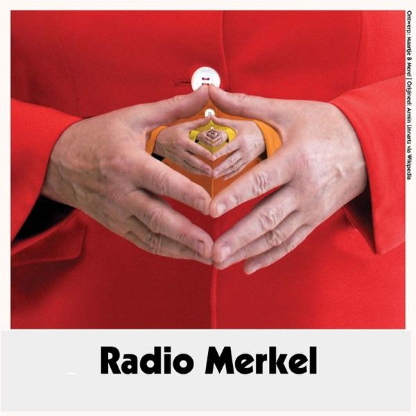 Radio Merkel door Sophie Derkzen
