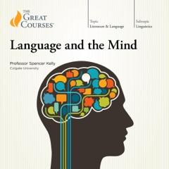 Language and the Mind (Original Recording)