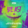 Like Mike, Dimitri Vegas, Ummet Ozcan & Brennan Heart - Beast (All as One) Grafik
