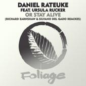 Daniel Rateuke,Ursula Rucker - Or Stay Alive