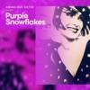 Purple Snowflakes Single