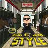 PSY - Gangnam Style Grafik