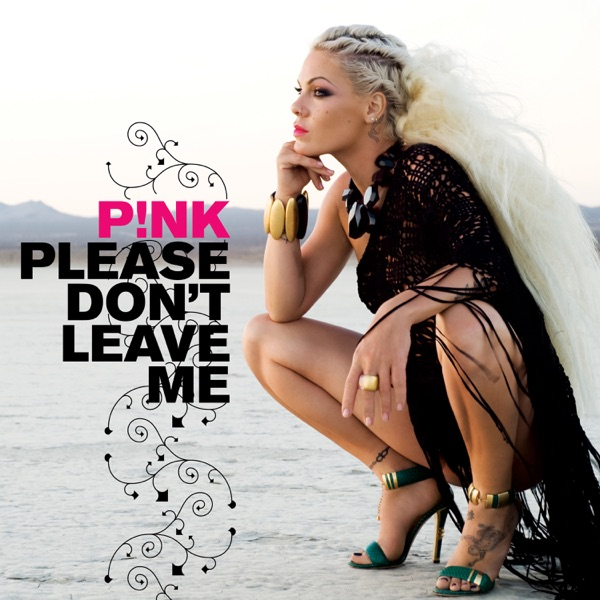 Please Don't Leave Me - Single