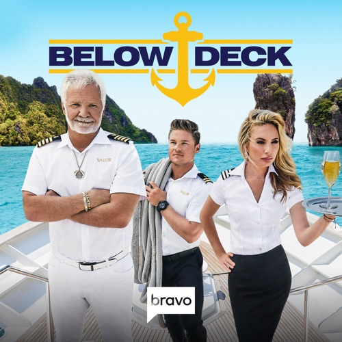 Below Deck, Season 7 movie poster