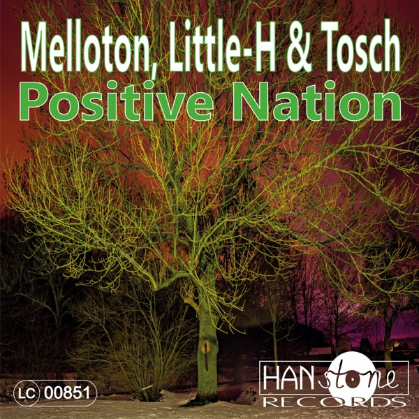 Melloton, Little-H & Tosch - Positive Nation