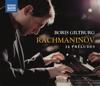 Boris Giltburg - Rachmaninoff: 24 Préludes  artwork
