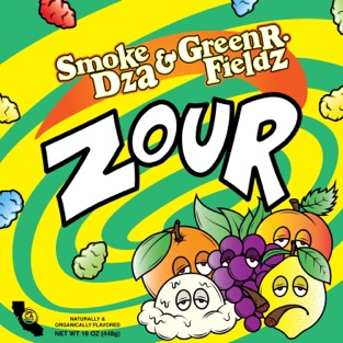 Smoke DZA & Green R Fieldz - ZOUR m4a Album Download