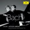 Lucas Jussen, Arthur Jussen, Amsterdam Sinfonietta & Candida Thompson - Bach kunstwerk