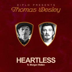 View album Heartless (feat. Morgan Wallen) - Single