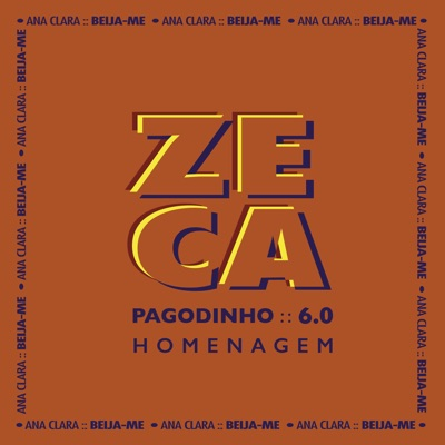 Beija-Me - Single - Zeca Pagodinho