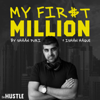 Making $1M+/month off an Email Newsletter?! Sam Parr from The Hustle Tells All
