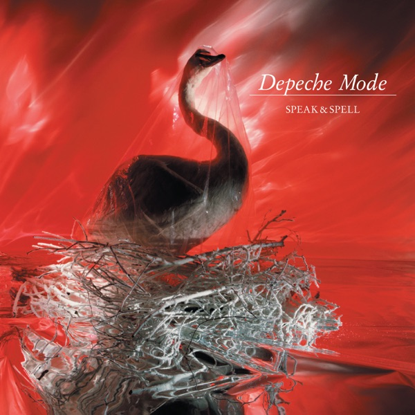Depeche Mode mit Ice Machine